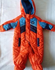 Rothschild Puffer snowsuit